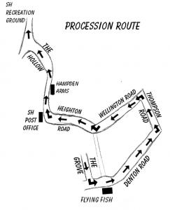 ProcessionRoute